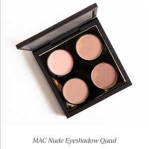 🆕 MAC Nude Eyeshadow Palette
